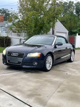 2010 Audi A5 for sale at Suburban Auto Sales LLC in Madison Heights MI