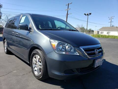 2005 Honda Odyssey for sale at First Shift Auto in Ontario CA