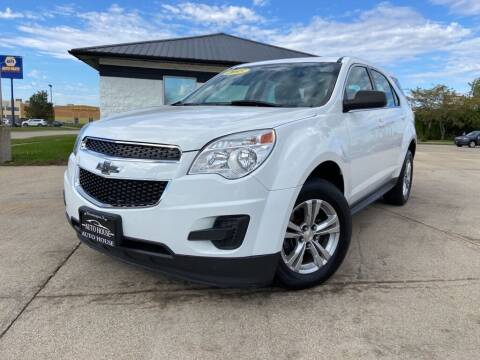 2015 Chevrolet Equinox for sale at Auto House of Bloomington in Bloomington IL