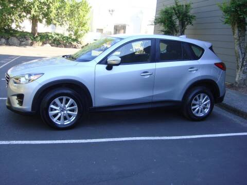2016 Mazda CX-5 for sale at Western Auto Brokers in Lynnwood WA