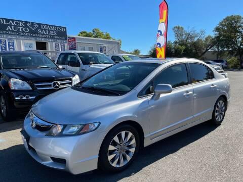2009 Honda Civic for sale at Black Diamond Auto Sales Inc. in Rancho Cordova CA