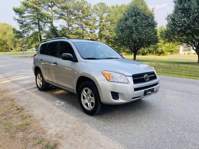2011 Toyota RAV4 for sale at H&C Auto in Oilville VA