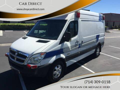 2008 Dodge Sprinter Cargo for sale at Car Direct in Orange CA