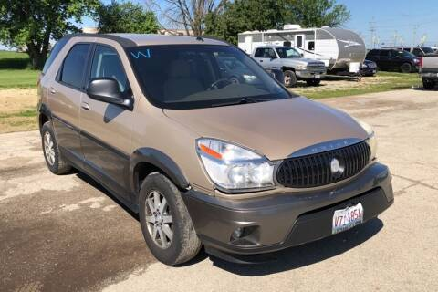 2004 Buick Rendezvous for sale at Cannon Falls Auto Sales in Cannon Falls MN
