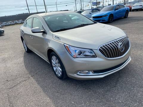 2014 Buick LaCrosse for sale at M-97 Auto Dealer in Roseville MI