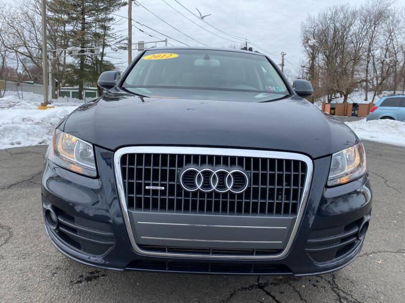 2012 Audi Q5 for sale at Nasa Auto Group LLC in Passaic NJ