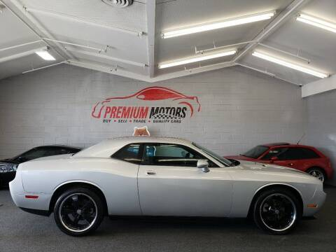 2010 Dodge Challenger for sale at Premium Motors in Villa Park IL