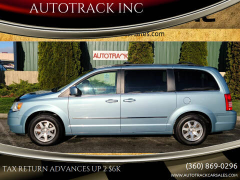 2009 Chrysler Town and Country for sale at AUTOTRACK INC in Mount Vernon WA
