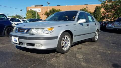 2001 Saab 9-5 for sale at THE AUTO SHOP ltd in Appleton WI