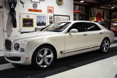 2016 Bentley Mulsanne for sale at Crystal Motorsports in Homosassa FL