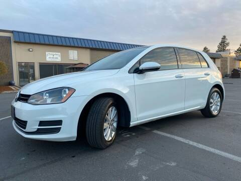 2016 Volkswagen Golf for sale at Exelon Auto Sales in Auburn WA