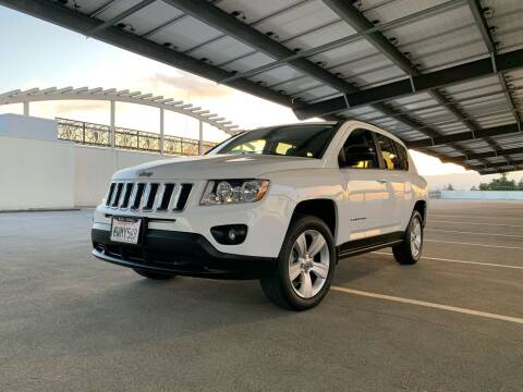 2012 Jeep Compass for sale at Car Hero LLC in Santa Clara CA