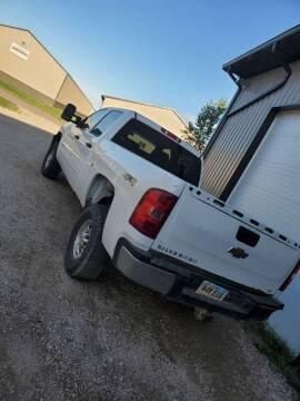2009 Chevrolet Silverado 2500HD for sale at Born Again Auto's in Sioux Falls SD
