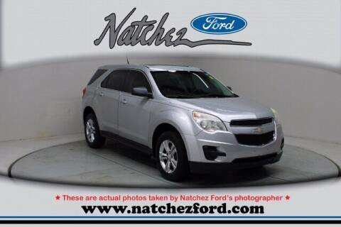 2013 Chevrolet Equinox for sale at Auto Group South - Natchez Ford Lincoln in Natchez MS
