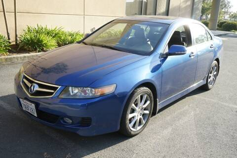 2008 Acura TSX for sale at Sports Plus Motor Group LLC in Sunnyvale CA