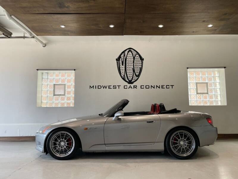 2000 Honda S2000 for sale at Midwest Car Connect in Villa Park IL