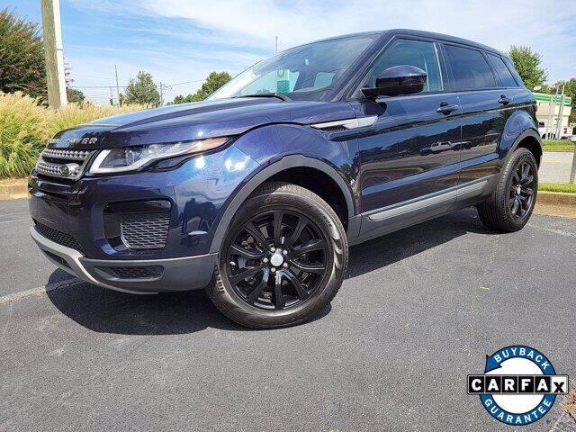 2018 Land Rover Range Rover Evoque for sale in Duluth, GA