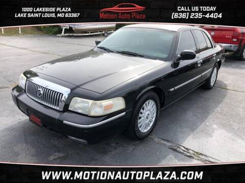 2008 Mercury Grand Marquis for sale at Motion Auto Plaza in Lakeside MO