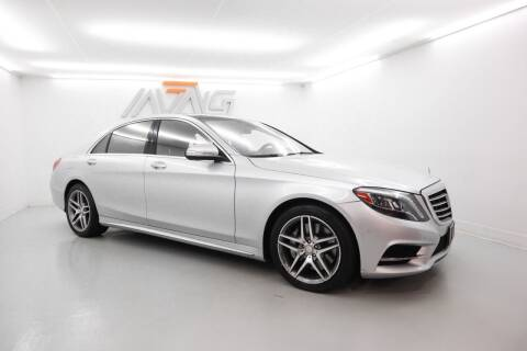 2015 Mercedes-Benz S-Class for sale at Alta Auto Group LLC in Concord NC