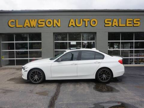 2014 BMW 3 Series for sale at Clawson Auto Sales in Clawson MI