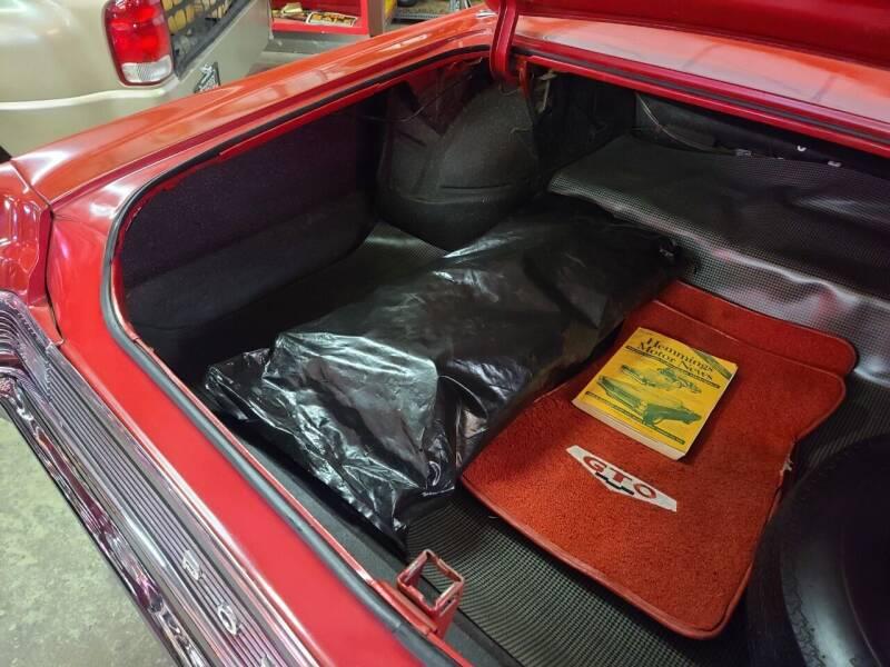 1965 Pontiac GTO Convertible - Hopedale MA