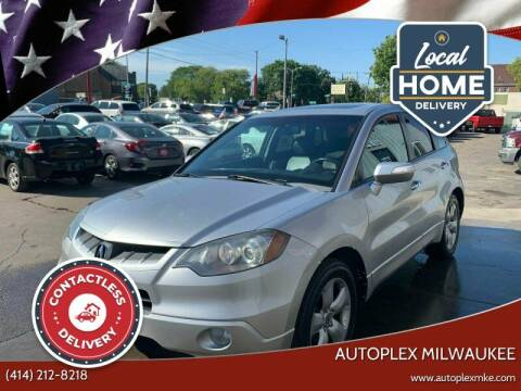 2008 Acura RDX for sale at Autoplex Milwaukee in Milwaukee WI