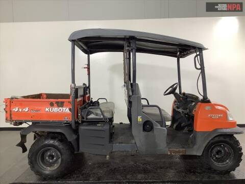 2015 Kubota RTV1140CPX ORANGE for sale at Eastside Auto Sales in El Paso TX
