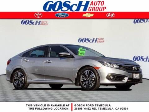 2017 Honda Civic for sale at BILLY D SELLS CARS! in Temecula CA
