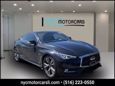 2017 Infiniti Q60 for sale at NYC Motorcars in Freeport NY