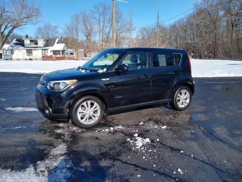2015 Kia Soul for sale at Depue Auto Sales Inc in Paw Paw MI