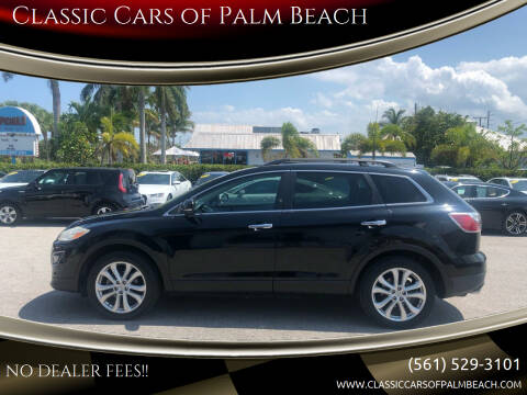 2011 Mazda CX-9 for sale at Classic Cars of Palm Beach in Jupiter FL
