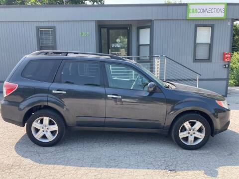 2010 Subaru Forester for sale at Car Connections in Kansas City MO
