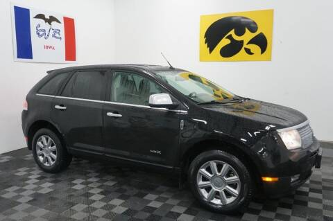2009 Lincoln MKX for sale at Carousel Auto Group in Iowa City IA