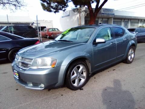 2008 Dodge Avenger for sale at Larry's Auto Sales Inc. in Fresno CA