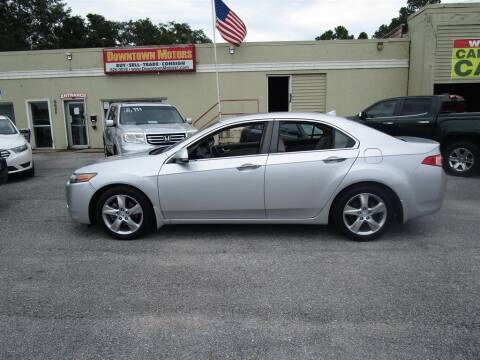 2012 Acura TSX for sale at Downtown Motors in Milton FL