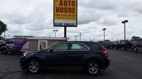 2017 Chevrolet Equinox for sale at AUTO HOUSE WAUKESHA in Waukesha WI