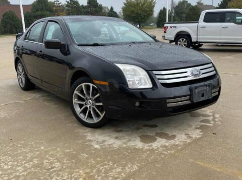 2009 Ford Fusion for sale at I-80 Auto Sales in Hazel Crest IL