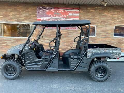 2021 HISUN HS 750 CREW for sale at JENTSCH MOTORS in Hearne TX