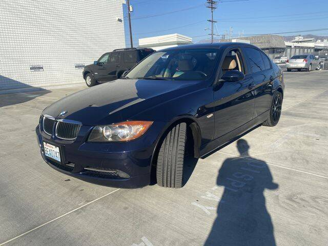 2007 BMW 3 Series for sale at Hunter's Auto Inc in North Hollywood CA