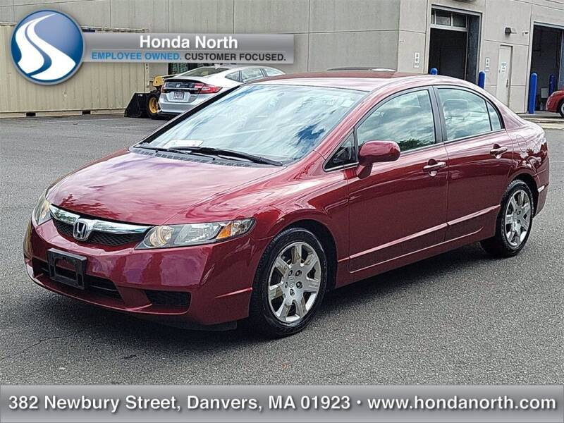 2010 Honda Civic for sale at 1 North Preowned in Danvers MA