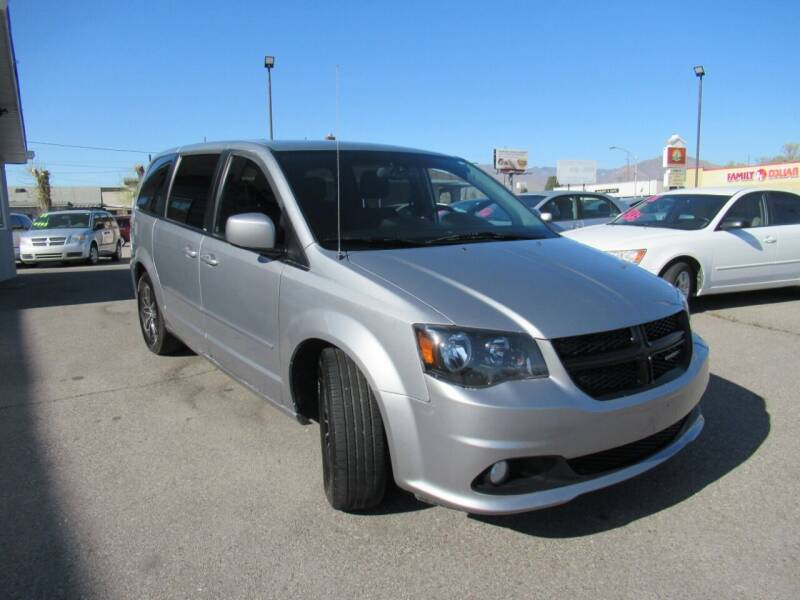 2013 Dodge Grand Caravan for sale at Crown Auto in South Salt Lake City UT