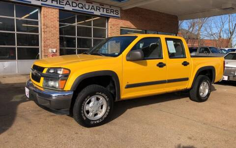 2006 Chevrolet Colorado for sale at County Seat Motors East in Union MO
