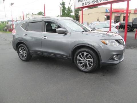 2016 Nissan Rogue for sale at Levittown Auto in Levittown PA