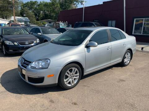 2006 Volkswagen Jetta for sale at B Quality Auto Check in Englewood CO