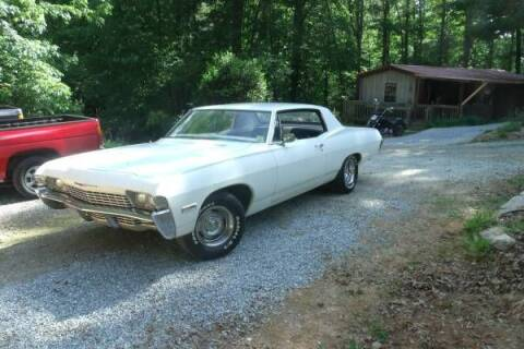 1968 Chevrolet Custom for sale at Haggle Me Classics in Hobart IN