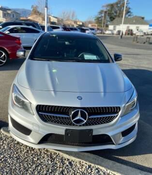 2016 Mercedes-Benz CLA for sale at Global Auto Group in Fontana CA