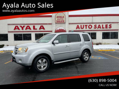 2009 Honda Pilot for sale at Ayala Auto Sales in Aurora IL
