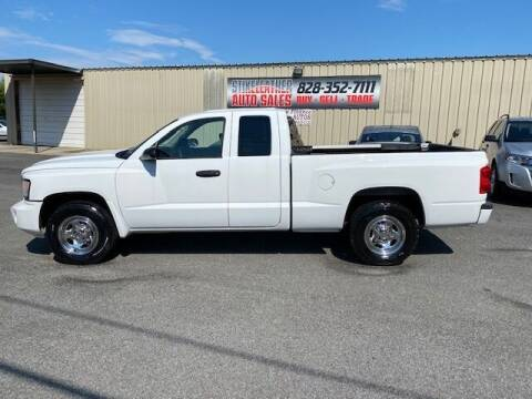 2010 Dodge Dakota for sale at Stikeleather Auto Sales in Taylorsville NC
