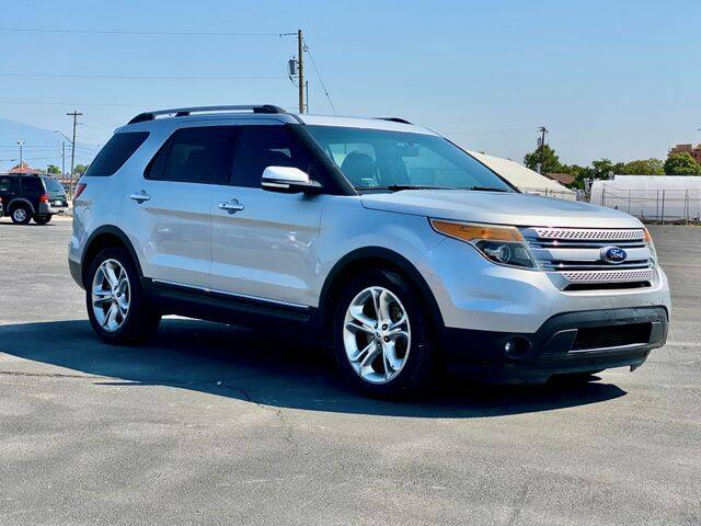 2013 Ford Explorer for sale at INVICTUS MOTOR COMPANY in West Valley City UT