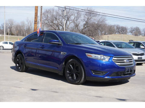 2014 Ford Taurus for sale at Sand Springs Auto Source in Sand Springs OK